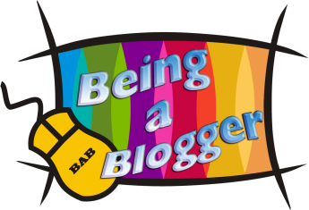 Being A Blogger Logo