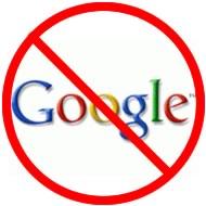 Not anti-Google