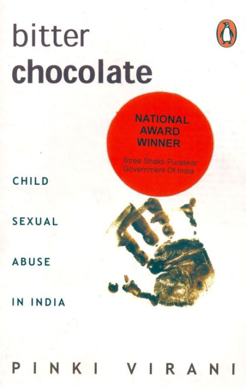 Bitter chocolate pinki virani