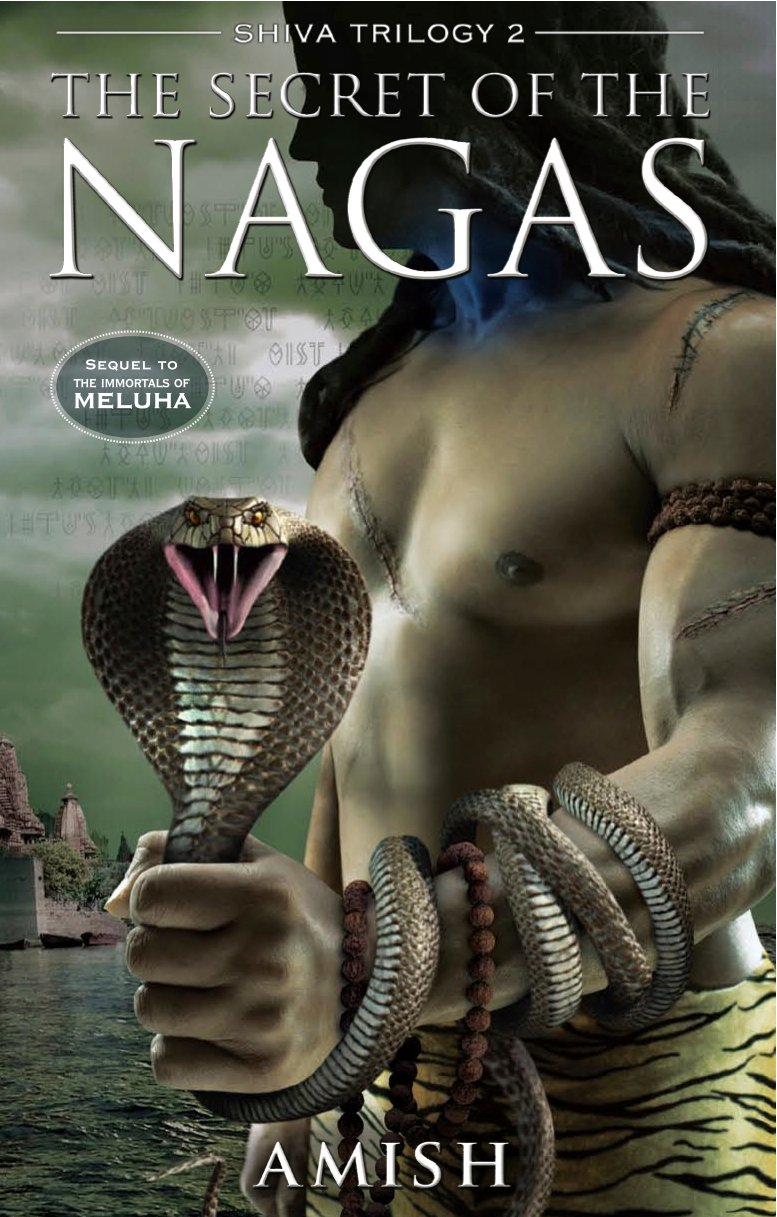 Book Review  The Secret of the NagasImmortals Of Meluha And The Secret Of The Nagas